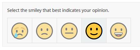 Emojis As Responses Limesurvey Forums